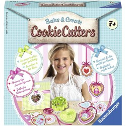 B C Cookie Cutters Bastel