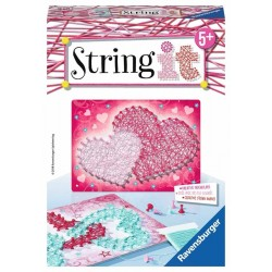 String it Mini: Heart  String