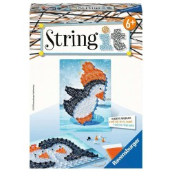 String it Mini Pinguin String