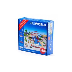 SIKU World Set Zugbrücke