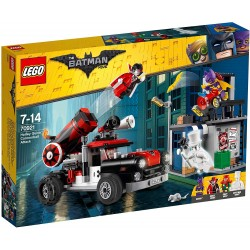 LEGO Batman Movie Harley