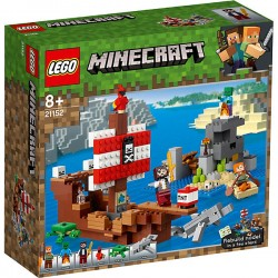 LEGO Minecraft Das Pirate