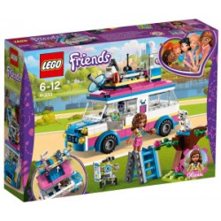 LEGO Friends Olivias Fors