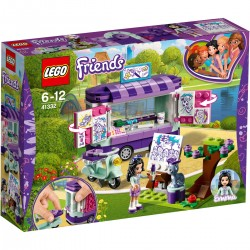 LEGO Friends Emmas rollen