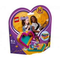 LEGO Friends Andreas Herz