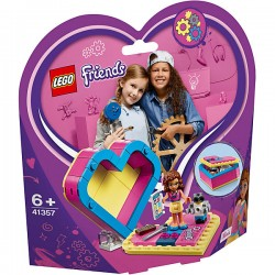 LEGO Friends Olivias Herz