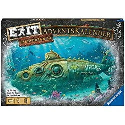 Exit Adventskalender Boot