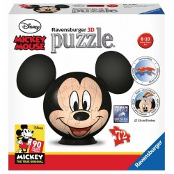 DMM: Mickey Mouse 3D Puzzle