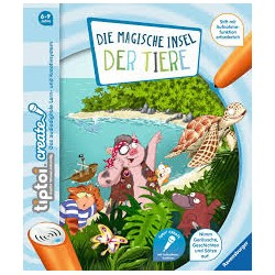 CREATE Insel d.mag.Tiere