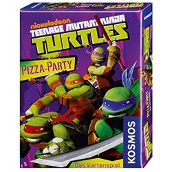 Turtles Pizza-Party