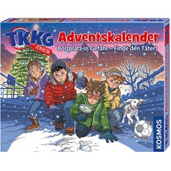 TKKG Jun. Adventskalender