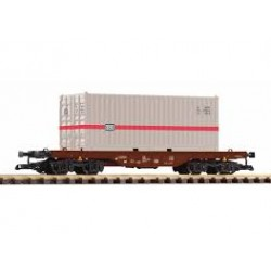 G Containertragwagen mit 20 ft