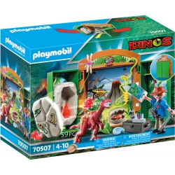 Spielbox Dinoforscher