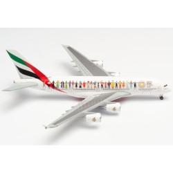 A380 Emirates Year of Toler