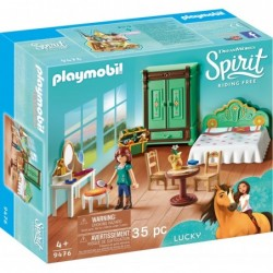 Playmobil Luckys Schlafzimmer