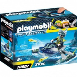 Playmobil TEAM S.H.A.R.K. Rocket Rafter