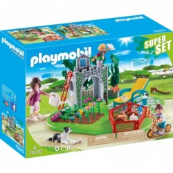 Playmobil SuperSet Familiengarten